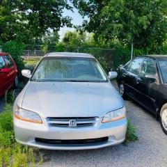 Used 2000 Honda Accord Special Edition Fully Loaded Leather Seats++ for sale in Toronto, ON