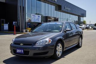 Used 2011 Chevrolet Impala LT IMPALA LT | LOW KMW | TEST DRIVE AVAILABLE | for sale in Burlington, ON