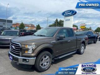 Used 2016 Ford F-150 XLT  - Trade-in - One owner - Back Up Camera - $22 for sale in Sturgeon Falls, ON