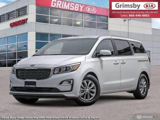 New 2020 Kia Sedona LX+|8PASSENGER|POWER LIFTGATE&DOORS|APPLE CARPLAY| for sale in Grimsby, ON