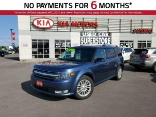 Used 2018 Ford Flex SEL, AWD, 6 Passenger, 2ND ROW Captain Chairs. for sale in Niagara Falls, ON
