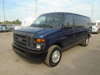 Used 2012 Ford Econoline 12 PASSENGER for sale in Mississauga, ON