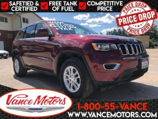 Used 2020 Jeep Grand Cherokee Laredo 4x4...HTD SEATS*REMOTE START*BACKUP CAM! for sale in Bancroft, ON