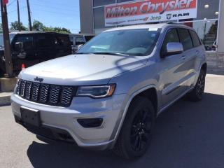 New 2020 Jeep Grand Cherokee ALTITUDE 4X4/SUNROOF/ALPINE SOUND/PREM LIGHTING for sale in Milton, ON
