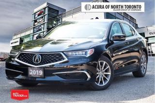 Used 2019 Acura TLX 2.4L P-AWS w/Tech Pkg No Accident| Apple Carplay| for sale in Thornhill, ON