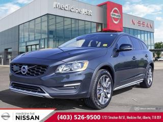 Used 2017 Volvo V60 Cross Country T5 Premier for sale in Medicine Hat, AB