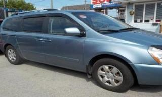 Used 2009 Kia Sedona LX for sale in St Catharines, ON