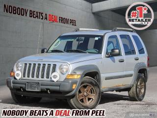 Used 2006 Jeep Liberty 4dr Renegade for sale in Mississauga, ON