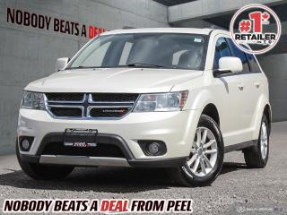 Used 2015 Dodge Journey FWD 4DR SXT for sale in Mississauga, ON