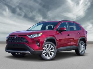 New 2020 Toyota RAV4 LIMITED AWD for sale in North Bay, ON