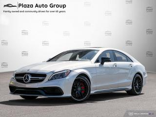 Used 2015 Mercedes-Benz CLS-Class CLS 63 AMG S 4MATIC for sale in Bolton, ON
