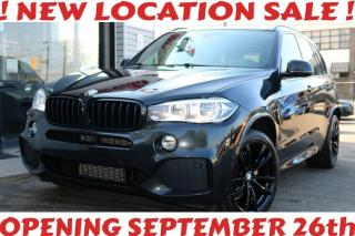 Used 2017 BMW X5 xDrive35d, M-Sport, Navi, PanoRoof, Cam, Fully Loaded for sale in North York, ON