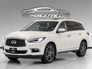 Used 2016 Infiniti QX60 DVD, Dual Roof, 360 Cam, Top Of The Line for sale in Concord, ON
