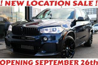 Used 2017 BMW X5 xDrive35i, M Sport, Aero Pkg, HUD, Collision Warning for sale in North York, ON