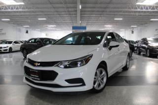 Used 2016 Chevrolet Cruze LT I NO ACCIDENTS I REAR CAM I REMOTE START I HEATED SEATS for sale in Mississauga, ON