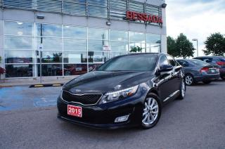 Used 2015 Kia Optima EX Luxury Plus Navi at for sale in Pickering, ON