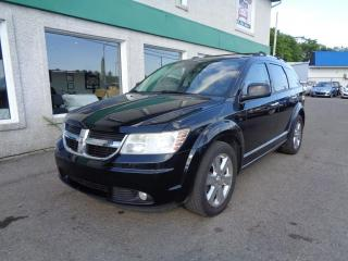 Used 2010 Dodge Journey Traction integrale 4 portes R/T for sale in St-Jérôme, QC