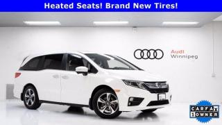 Used 2019 Honda Odyssey EX-RES w/Sunroof & DVD for sale in Winnipeg, MB