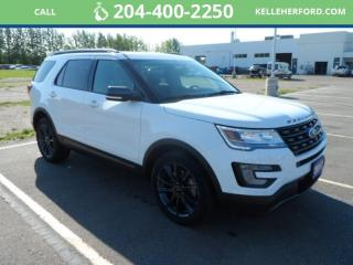 Used 2017 Ford Explorer XLT for sale in Brandon, MB