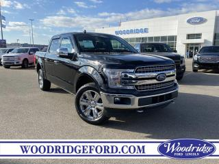 Used 2018 Ford F-150 Lariat for sale in Calgary, AB