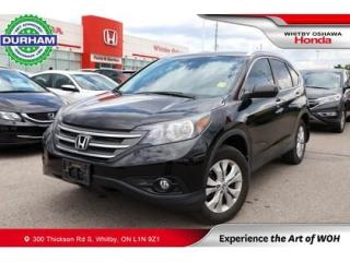 Used 2014 Honda CR-V AWD 5dr Touring for sale in Whitby, ON