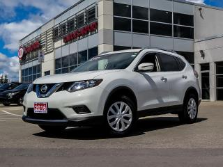 Used 2016 Nissan Rogue S AWD for sale in London, ON