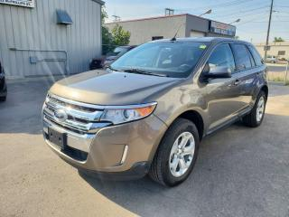 Used 2013 Ford Edge 4dr SEL AWD Navigation* Park Assist* for sale in Winnipeg, MB