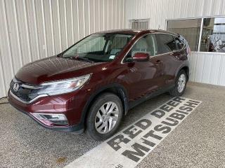 Used 2016 Honda CR-V SE for sale in Red Deer, AB