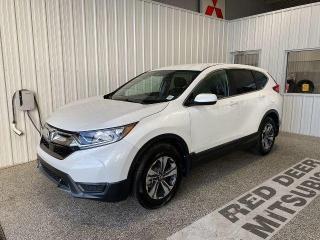 Used 2019 Honda CR-V LX for sale in Red Deer, AB