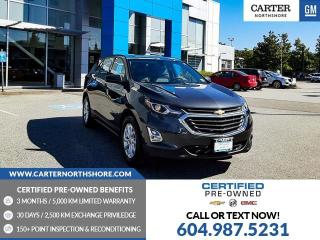 Used 2018 Chevrolet Equinox LS HEATED SEATS - REAR VIEW CAMERA - BLUETOOTH - KEYLESS for sale in North Vancouver, BC