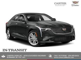 New 2020 Cadillac CTS V-Series for sale in Burnaby, BC