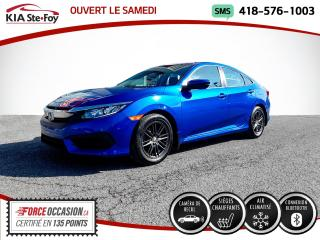 Used 2017 Honda Civic LX for sale in Québec, QC