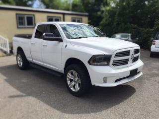 Used 2015 RAM 1500 SPORT for sale in Mississauga, ON