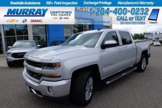 Used 2017 Chevrolet Silverado 1500 *Tow Pkg* Heated Seats* Remote Start* Tonneau* Bac for sale in Brandon, MB