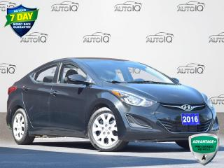 Used 2016 Hyundai Elantra L+ AUTOMATIC   A/C   POWER WINDOWS   AS IS for sale in Waterloo, ON