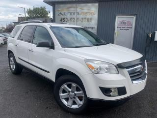 Used 2008 Saturn Outlook ***XE,AWD,8 PLACES,MAGS,A/C*** for sale in Longueuil, QC