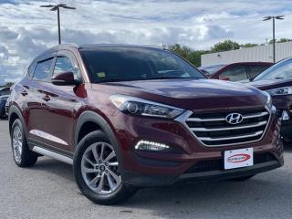 Used 2017 Hyundai Tucson Premium HEATED SEATS, REVERSE CAMERA for sale in Midland, ON