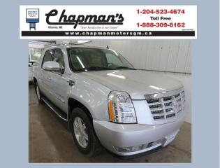 Used 2013 Cadillac Escalade EXT Remote Start, Bluetooth, Heated/Cooled Front Seats for sale in Killarney, MB
