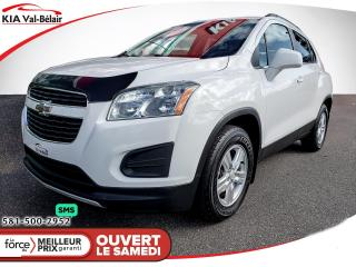 Used 2015 Chevrolet Trax *LT*AWD*AIR*CRUISE*BLUETOOTH* for sale in Québec, QC