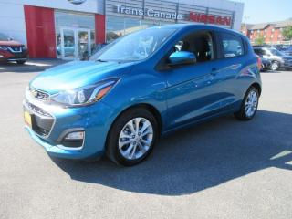 Used 2019 Chevrolet Spark 1LT CVT for sale in Peterborough, ON