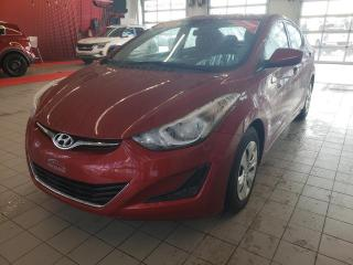 Used 2016 Hyundai Elantra *L*LECTEUR CD* for sale in Québec, QC