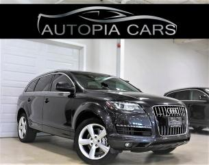 Used 2011 Audi Q7 QUATTRO 4DR 3.0L TDI for sale in North York, ON