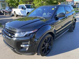 Used 2014 Land Rover Evoque 5dr HB Dynamic for sale in Ottawa, ON
