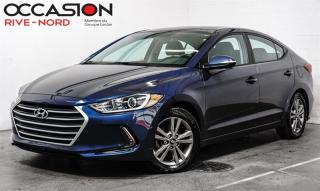 Used 2018 Hyundai Elantra GL SE TOIT.OUVRANT+MAGS+CAM.RECUL for sale in Boisbriand, QC
