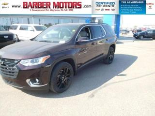 New 2020 Chevrolet Traverse LT Cloth for sale in Weyburn, SK