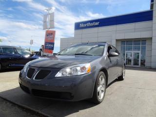 Used 2008 Pontiac G6 SE AUTO/POWERGROUP/AC/CRUISE/ for sale in Edmonton, AB