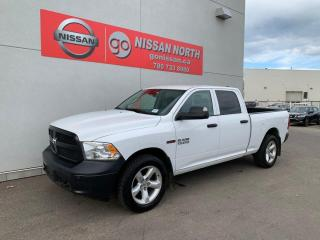 Used 2016 RAM 1500 ECO DIESEL / Tradesman 4x4 Crew Cab 149.0 in. WB for sale in Edmonton, AB