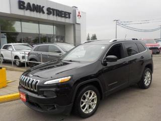 Used 2015 Jeep Cherokee North for sale in Gloucester, ON