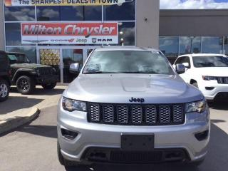 New 2020 Jeep Grand Cherokee ALTITUDE 4X4 / ALL-WEATHER GROUP for sale in Milton, ON