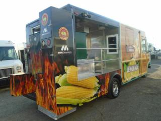Used 2001 Ford E450 Corn / Lemonade Truck for sale in Mississauga, ON